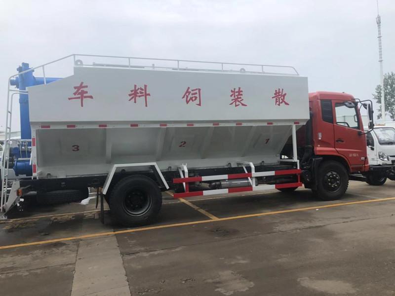 东风天锦饲料车